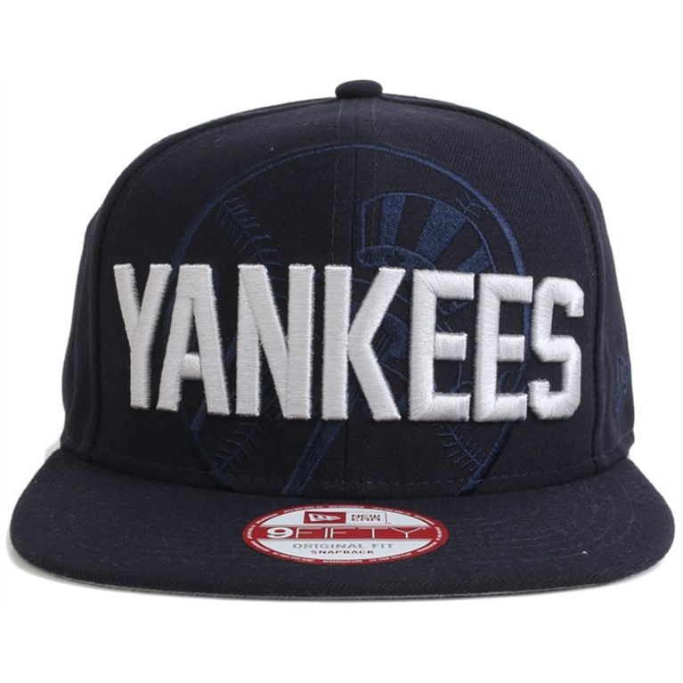 71ea3eb18599b Boné New Era 9Fifty Block Pop New York Yankees Ot M L SnapBack ...