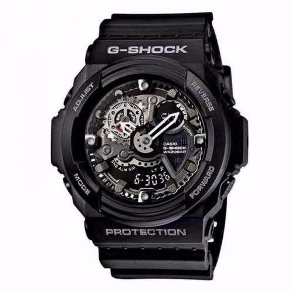 Relogio Casio G-shock Gba-400-4adr Vermelho G Mix