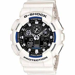relogio-casio-g-shock-branco-preto-ga-100b-7a