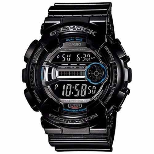 relogio-casio-g-shock-preto-prata-gd-110-1
