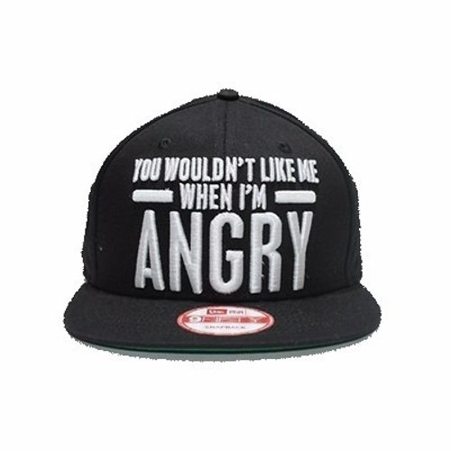 bone-new-era-you-wouldn-t-like-me-when-i-m-angry-snapback