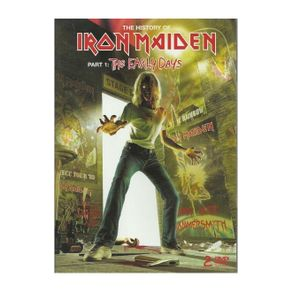 dvd-iron-maiden-the-history-of-iron-maiden-part-1-the-early-days-duplo