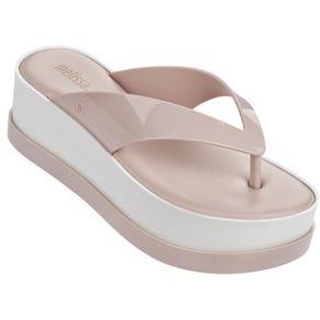 melissa-new-wedge-ad-rosa-branco-lcee