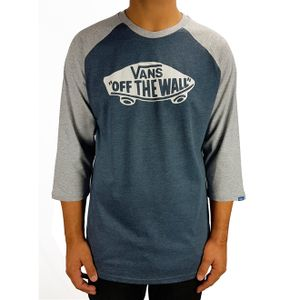 camiseta-vans-raglan-otw-navy-heather
