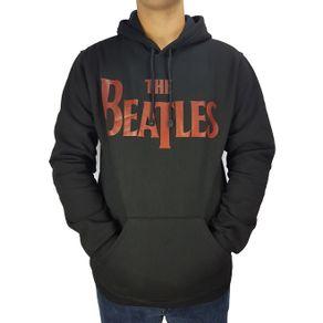moletom-bandas-the-beatles-logo-vermelho