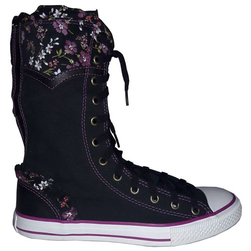 tenis-all-star-specialty-flowers-x-hi-preto-lce