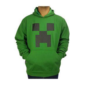 blusa-de-moletom-minecraft-verde
