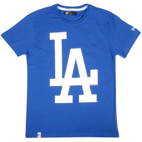 camiseta-new-era-los-angeles-dodgers-azul-juvenil