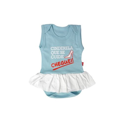body-infantil-bebe-personalizado-cinderela-que-se-cuide