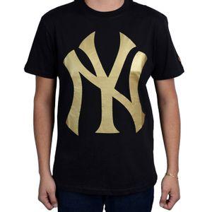 camiseta-new-era-color-yanke-new-york-yankees-preto