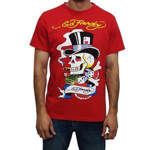 camiseta-ed-hardy-caveira-cartola-vermelha-masculino