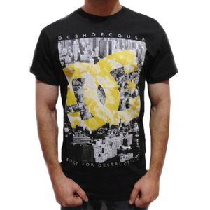 camiseta-dc-borough-preta