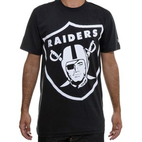 camiseta-new-era-oakland-raiders-oversize