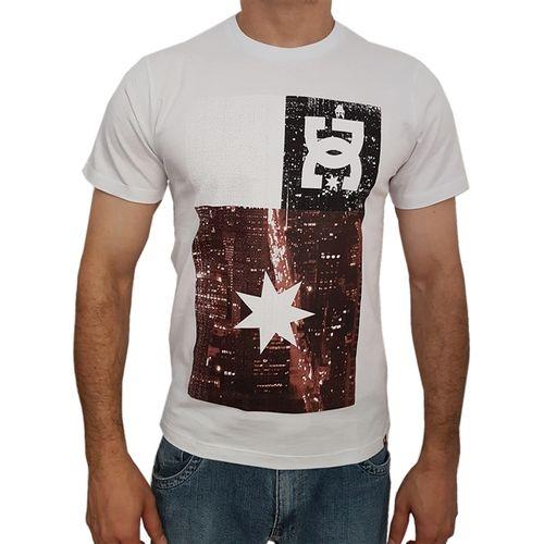 camiseta-dc-shoes-core-flag-branca