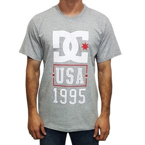 camiseta-dc-basic-rd-usa-cinza