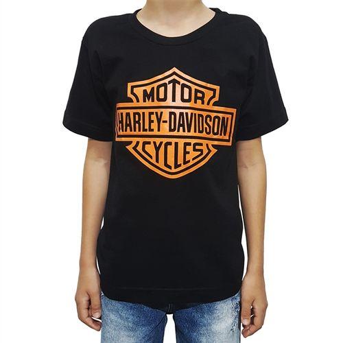 camiseta-harley-davidson-preta-infantil