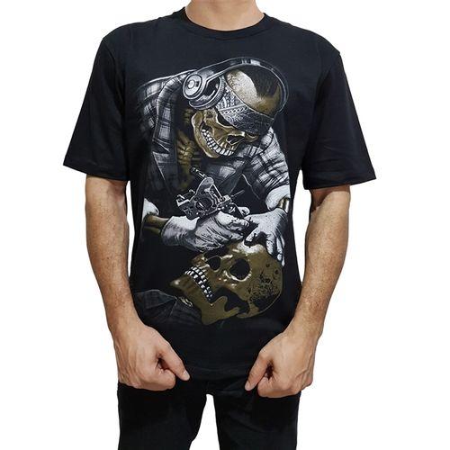 camiseta-caveira-tatuador