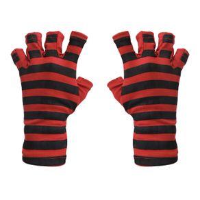 luvas-curta-sem-dedo-listrada-preta-e-vermelho