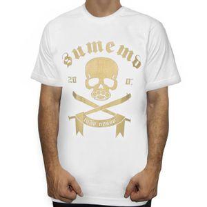 camiseta-sumemo-original-tudo-nosso-dourado-branca