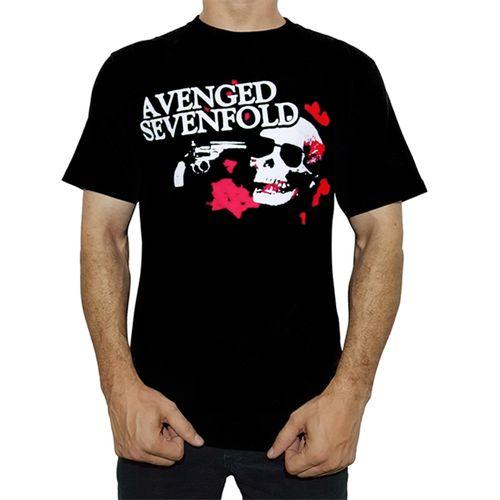 camiseta-avenged-sevenfold-caveira