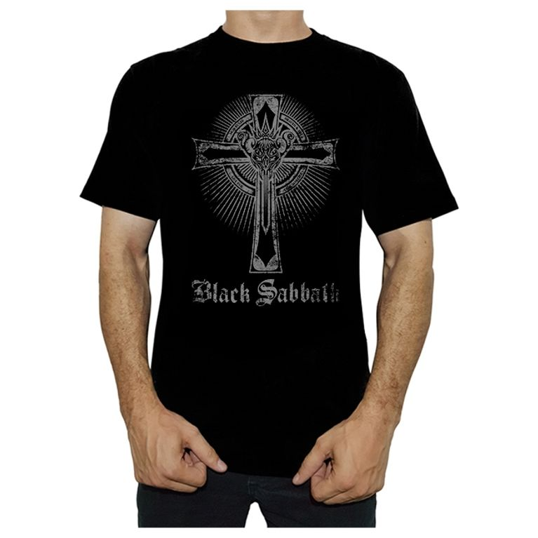 Camiseta Black Sabbath Rules of Hell BT - galleryrock 62f2f5522d71b