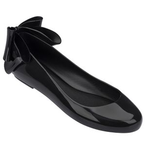 melissa-space-love-bow-ii-preto-opaco-l169