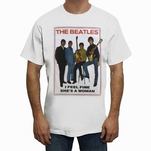 camiseta-beatles-i-feel-fine-bt