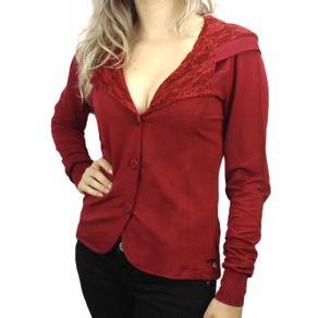 casaco-moletinho-tricats-vermelho