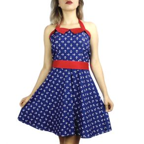 vestido-pin-up-azul-ancoras