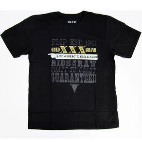 camiseta-flip-western-preta-masculino