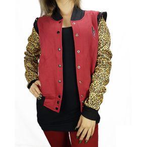 jaqueta-moletom-stooge-quartern-spiked-vermelho-animal-print