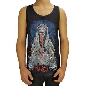 3d38e4eff3 Camiseta Regata Vans OTW Animal Print Preta - galleryrock