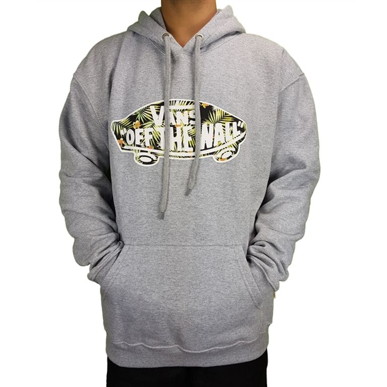f698c161701df Moletom Vans OTW Pullover Fleece Logo Athletic Heathe - galleryrock