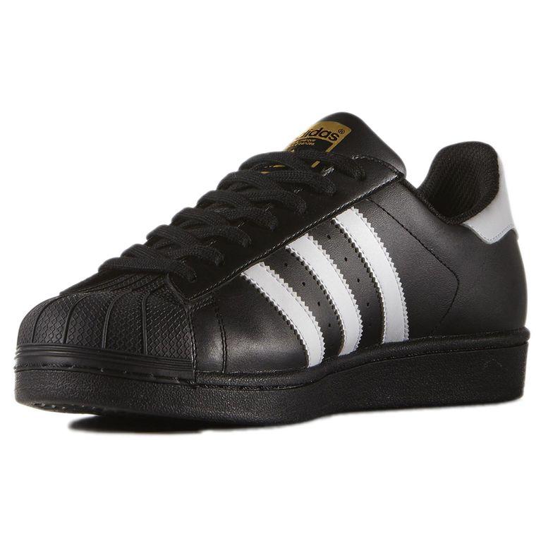 4627299691b Tenis-Adidas-Superstar-Foundation-Black-White-Branco-L1a ...