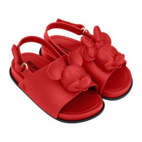 Mini-Melissa-Beach-Slide---Disney-VERMELHO