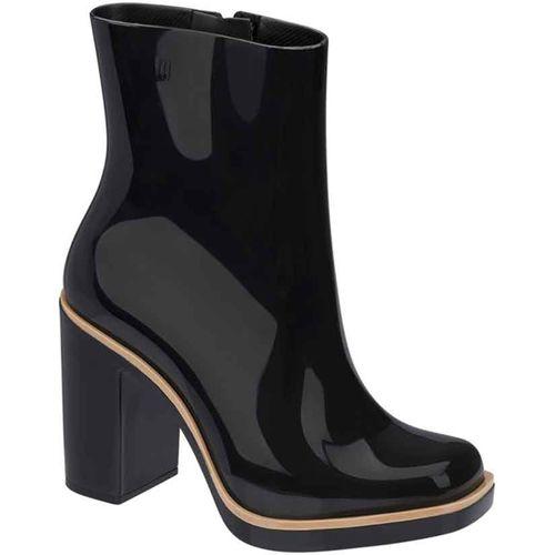 Melissa-Classic-Boot-Preto-Bege