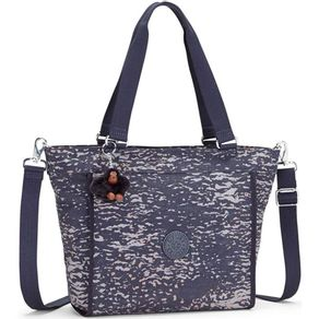 Bolsa-New-Shopper-S-Azul-Water-Camo-Kipling