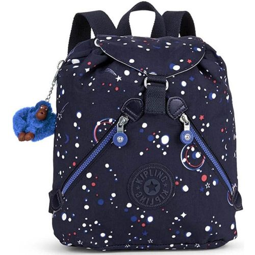 Mochila-Infantil-Bustling-Azul-Galaxy-Party-Kipling