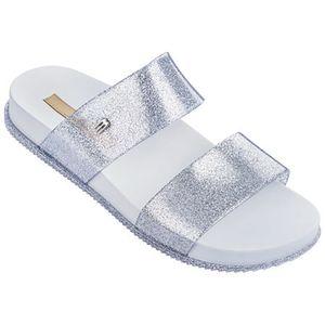 melissa-cosmic-branco-glitter-prata-l107l