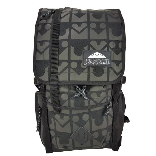 MOCHILA-JANSPORT-DISNEY-HATCHET-SE-BLACK-OPS