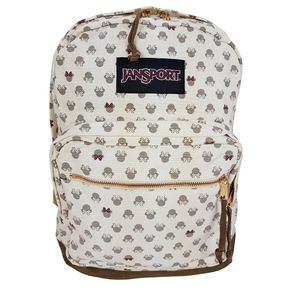 MOCHILA-JANSPORT-DISNEY-RIGHT-PACK-EXPRESSIONS-LUXE-MINNIE