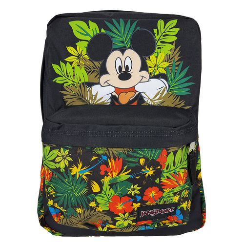 MOCHILA-JANSPORT-DISNEY-HIGH-STAKES-TROPICAL-MICKEY