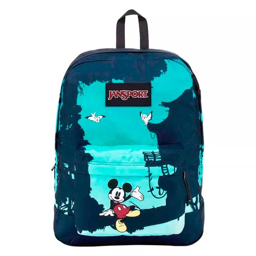MOCHILA-JANSPORT-DISNEY-HIGH-STAKES-frente
