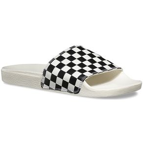 Chinelo-Vans-Slide-On-White-Black-Quadriculado-L92B