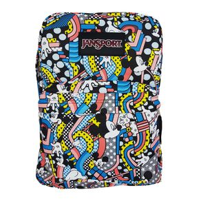 MOCHILA-JANSPORT-DISNEY-SUPERBREAK-ROLLER-COASTER