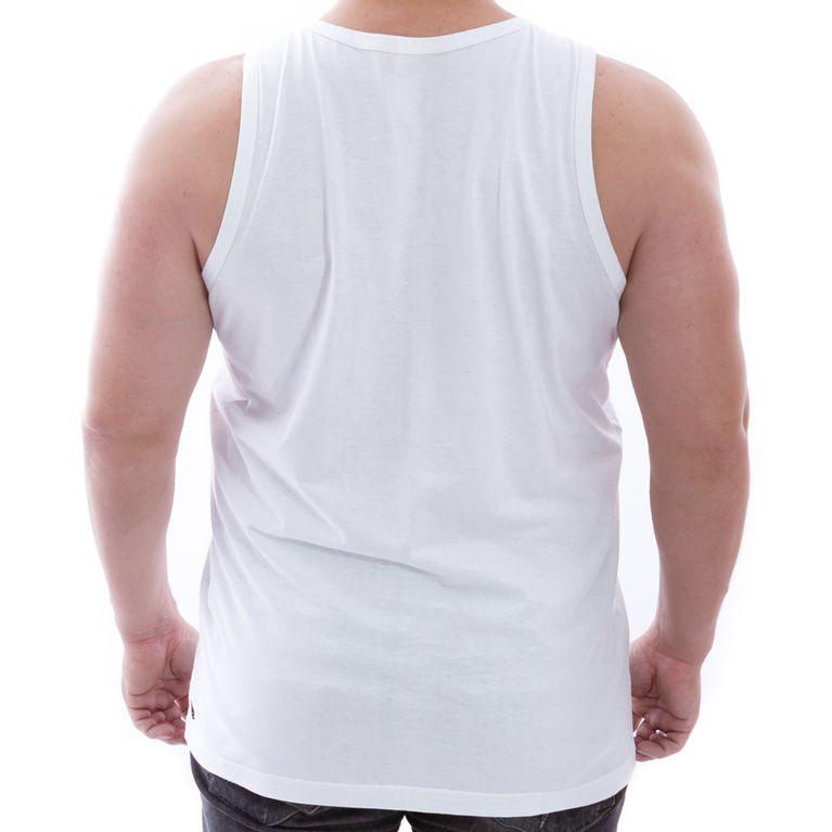 Camiseta Regata New Era Basic Washington Redskins Branca - galleryrock a748ddb529c