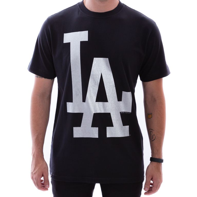 Camiseta New Era Color Los Angeles Dodgers - galleryrock fdf2d5d63dd