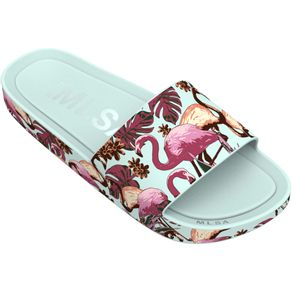 Beach-Slide-3db-Flamingo-Verde-Rosa
