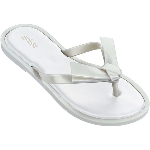 Melissa-Chinelo-Comfy-Branco-Bege