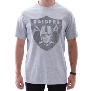 Camiseta-New-Era-Gel-Oakland-Raiders-Mescla